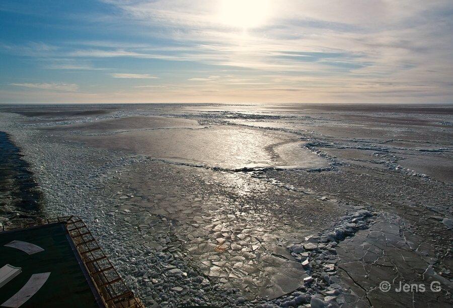 Frossent hav