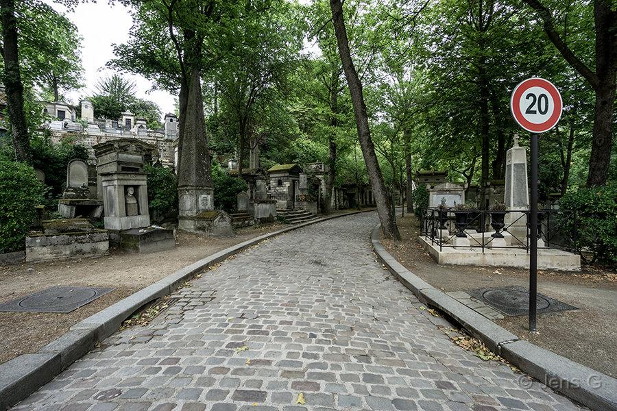 Paris - Pere Lachaise