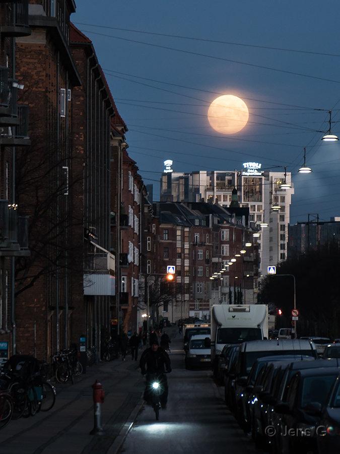 Næsten Supermåne